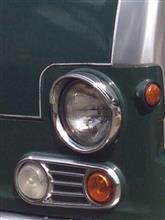 サンバー ディアス クラシックRAYBRIG / スタンレー電気 ハロゲンヘッドランプの単体画像