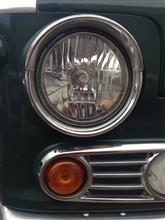サンバー ディアス クラシックRAYBRIG / スタンレー電気 ハロゲンヘッドランプの全体画像