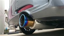 フィットハイブリッドRSKAKIMOTO RACING / 柿本改 GT box 06&Sの全体画像