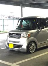 Nボックス+MUGEN / 無限 Front Sports Grilleの全体画像