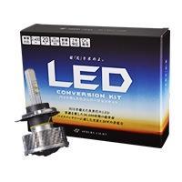 SV400Sphere Light バイク用LEDコンバージョンキット 1灯用の単体画像