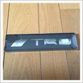 TRD / トヨタテクノクラフト TRDソフトエンブレム