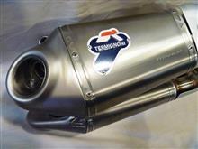 899 パニガーレテルミニョーニ 899パニガーレ用スリップオンマフラーの単体画像