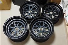 R500Force Racing Wheels DSY 7Jx13、8.5Jx13の全体画像