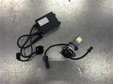 R1200RTLEDパラダイス / CCFLパラダイス / ピースコーポレーション H7 LEDヘッドライトキットの単体画像