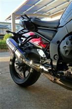 FAZER 8 (フェザー)ヨシムラジャパン サイクロンスリップオンマフラーの全体画像
