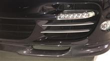 911 カブリオレGruppeM フロントリップスポイラーの単体画像