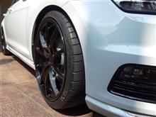 ゴルフ ヴァリアントRAYS VOLK RACING G25 D-BK 2015 Limited Editionの全体画像