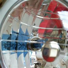 GS50不明 汎用ヘッドライトカバーの単体画像