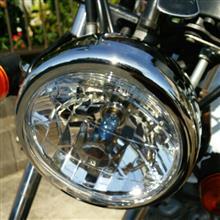 GS50不明 汎用ヘッドライトカバーの全体画像