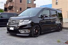 ステップワゴンスパーダLARGUS フルタップ式車高調の単体画像