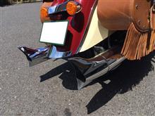 チーフ・ヴィンテージINDIAN MOTOR CYCLE Touring Stage1 Exhaustの単体画像