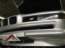 8シリーズBMW(純正) E31フロントリップスポイラーの全体画像