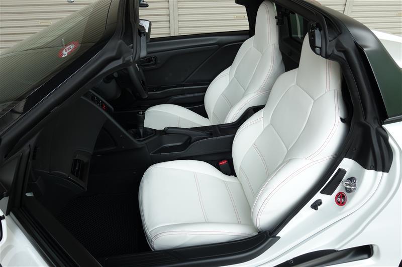 AutoWear オートウェア S660専用モデルシートカバー