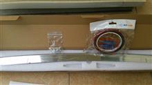 エスクァイア侍プロデュース エスクァイア HYBRID Gi/ HYBRID Xi/Gi/Xiグレード フロント グリル ガーニッシュ カバー 2P 鏡面ステンレス ロアグリル カスタム パーツの単体画像