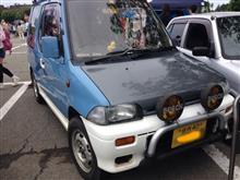 ミニカトッポトヨタ(純正) SXA1#用 グリルガードの単体画像