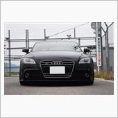 Audi純正(アウディ) TTSグリル