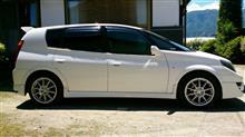 オーパProdrive P-WRC1の全体画像