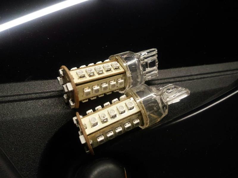 ヤフオク SMD 31発ウインカーバルブ