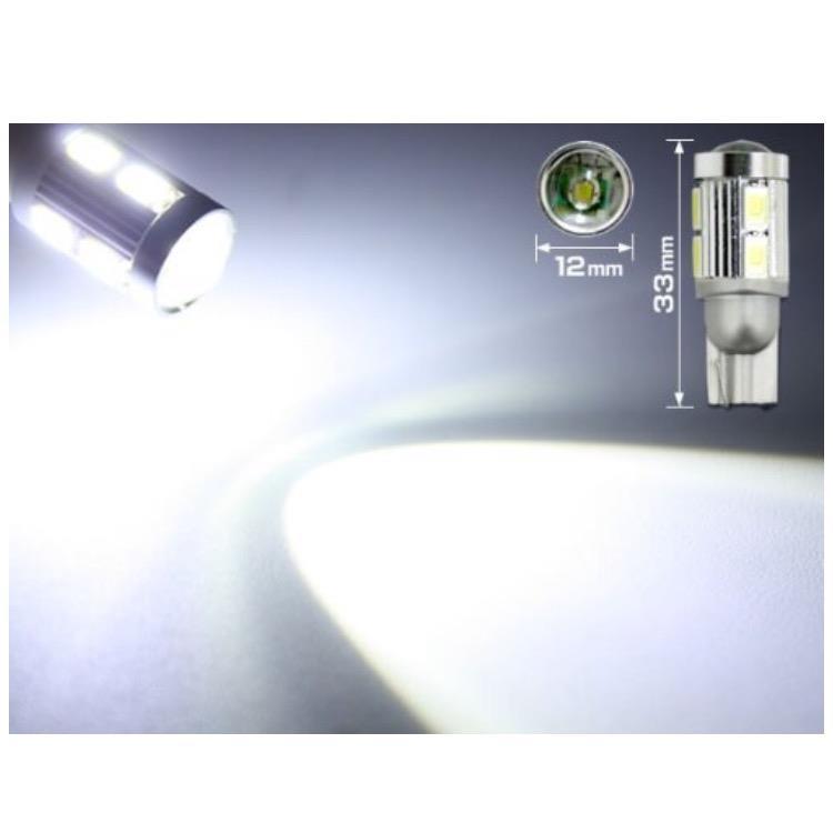 SEED STYLE(シードスタイル) LEDバルブ T10/T16 ウェッジ CREE高効率 7W級 プロジェクターレンズ