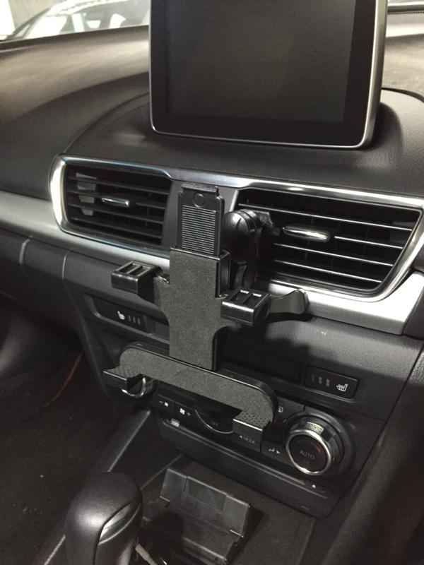 Eco Ride World タブレット車載ホルダー エアコン吹き出し口取付けタイプis_017