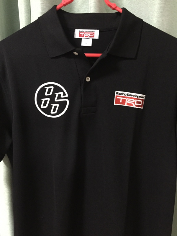 TRD / トヨタテクノクラフト ポロシャツ