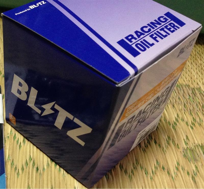 BLITZ RACING OIL FILTER