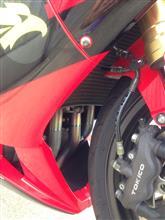 CBR600RRストライカー レーシングコンセプトフルエキゾーストの単体画像