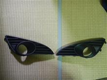 スプラッシュスズキ(純正) フォグベゼル 左右の単体画像