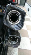Street fighter 848ARROW Race-Tech DUAL スリップオン Ducati STREETFIGHTER848の単体画像