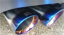 S5 スポーツバックARMYTRIX バルブ付マフラーの単体画像