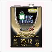 パルスター MOLY GREEN ブラックアルファ SN 5W-30 4L