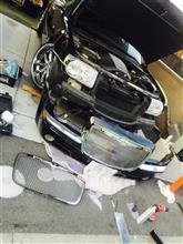 300C (セダン)Paramount Restyling Automotive Chrome Billet Grilleの全体画像