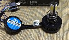 YBR125K不明 LEDヘッドライトの単体画像