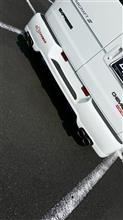 エクスプレスフローマスター40&自作 4本出しマフラーの全体画像
