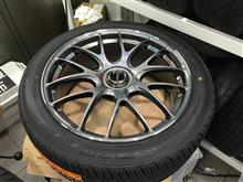 NXハイブリッドRAYS VOLK RACING VOLK RACING G27の単体画像