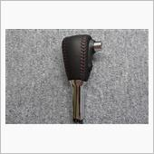Leather Custom FIRST C26セレナ純正ATノブベースカスタム