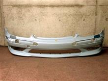 SクラスAMG W220  フロントスポイラー の単体画像