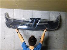 エアトレックメーカー・ブランド不明 フロントリップスポイラーの単体画像