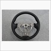 Leather Custom FIRST NV350用ステアリング特注仕様ステアリング