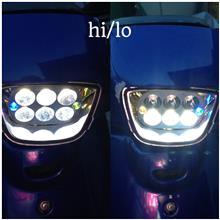 JOG CV50不明 30W LEDライトの全体画像