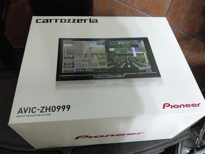 PIONEER / carrozzeria carrozzeria AVIC-ZH0999