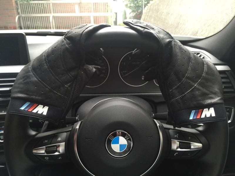 BMW M PERFORMANCE ドライビンググローブ