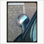 BMW MINI(純正) クロームミラーカバー/クロームミラーキャップ