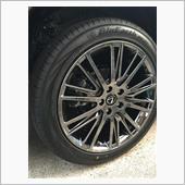 トヨタモデリスタ / MODELLISTA 19インチ アルミホイール&タイヤセット