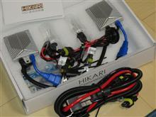 キャプチャーHIKARI Trading 38W HIDコンバージョンキット H1 6000Kの単体画像