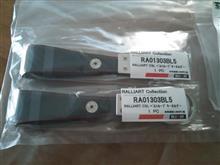三菱自動車(純正) 三菱自動車純正用品 RA01303BL5 RALLIART CSL ベルトループキーホルダー