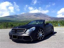 SLAMG SL55  10spoke design 20inch wheelの全体画像