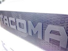 タコマ12- TACOMA ラプターSTYLE・メッシュフロントグリルの単体画像