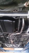 ブルーバードシルフィEXART EXART Special Order Exhaust / ワンオフマフラーの全体画像